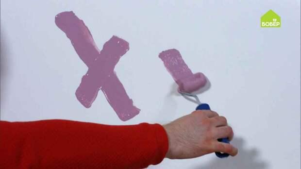 Лайфхаки дачные: хитрости при работе с краской