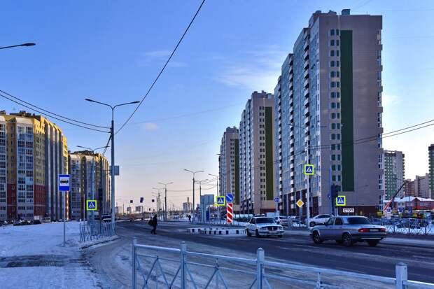 Четырём остановкам на дороге-дублёре 70 лет Октября присвоили новые названия