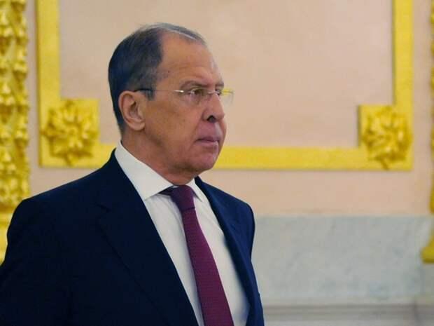 Лавров нарушил санитарный режим на встрече с Блинкеном в Рейкьявике