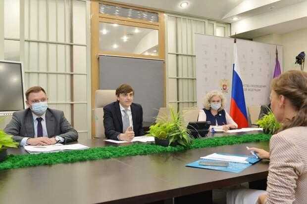 Сергей Кравцов: «Учебный год начнётся в традиционном формате»