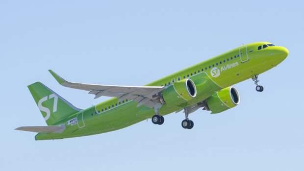 Авиакомпания S7 не намерена начислять мили привитым от COVID-19 пассажирам