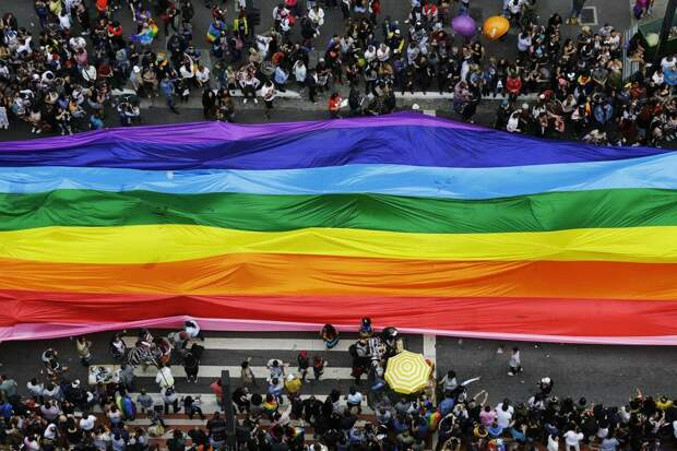 ВГосдуме назвали условие дляразрешения гей-парадов вРоссии