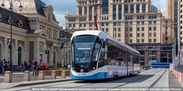 Собянин назвал срок завершения реконструкции Павелецкой площади Фото: Пресс-служба Департамента транспорта и развития дорожно-транспортной инфраструктуры города Москвы