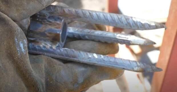 Как сделать инструмент для удаления сорняков на даче