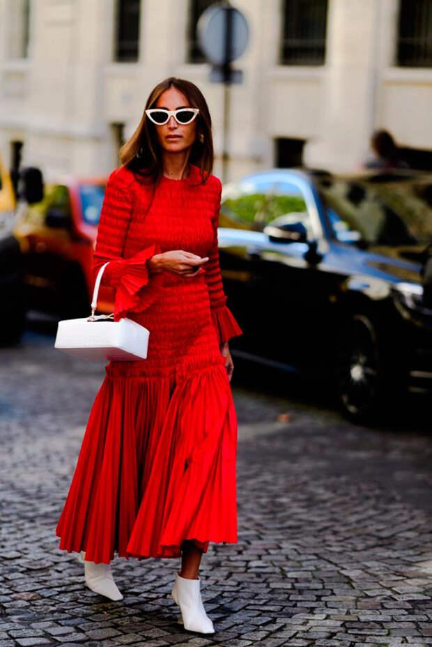 Эти 5 моделей платьев будут самыми модными в ближайшие весенние месяцы