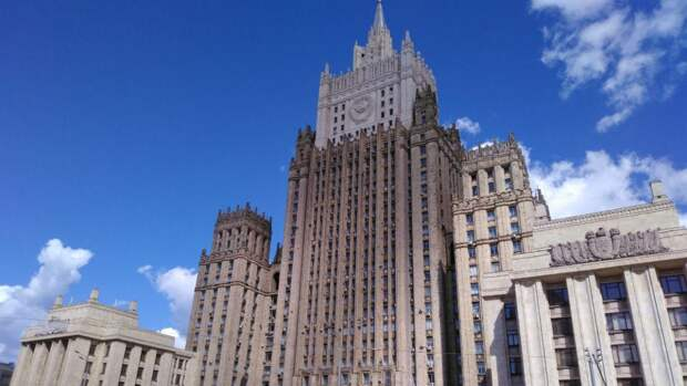 Рябков назвал условия отмены ограничений в отношении загранучреждений США