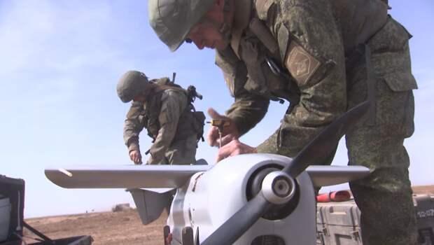 Опубликовано видео артиллерийских учений в ЦВО с использованием БПЛА «Орлан-10»