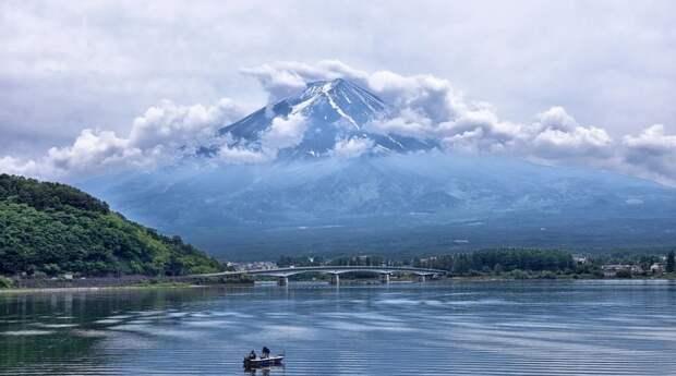 В Японии зарегистрировали землетрясение магнитудой 6,4
