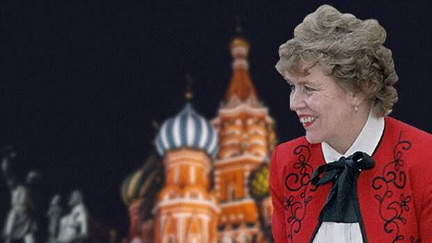 Экс-советник Рейгана: я рада, что у меня «русская душа»