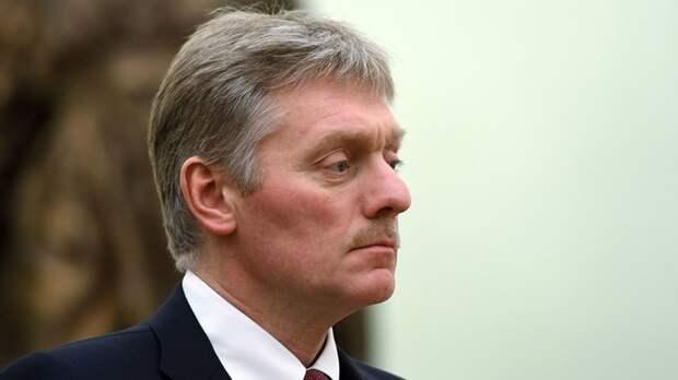 В Кремле наблюдают за «перезагрузкой власти» на Украине