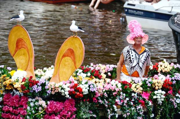 Amsterdam20 Амстердам в цифрах и фотографиях