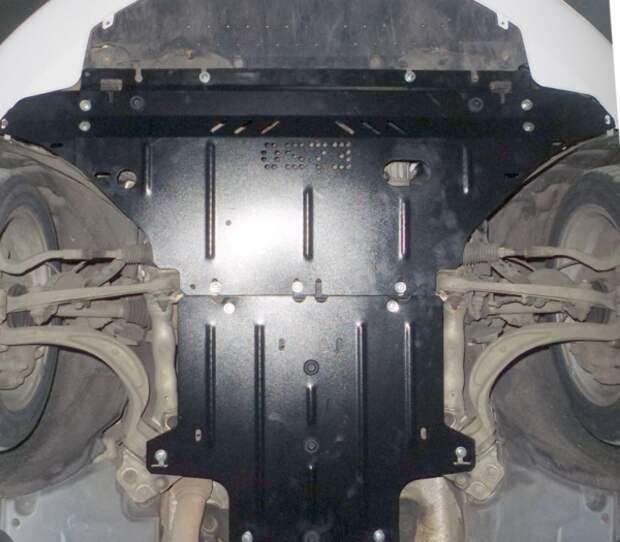 Устанавливать или нет металлическую защиту картера? авто, истории, факты