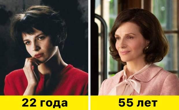 """13. Жюльет Бинош - """"Дурная кровь"""" (1986) и """"Как быть хорошей женой"""" (2020)"""
