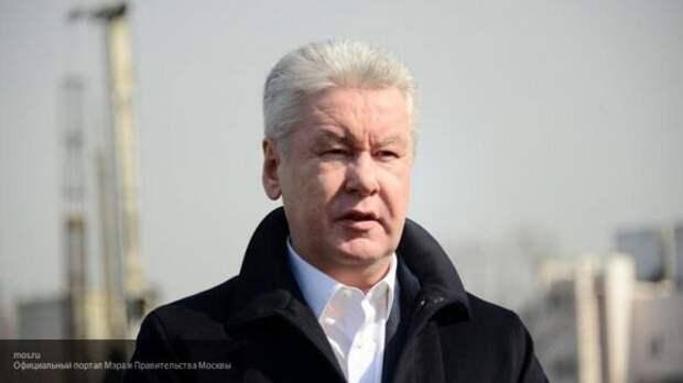 Собянин рекомендовал пожилым москвичам оставаться дома до 28 октября