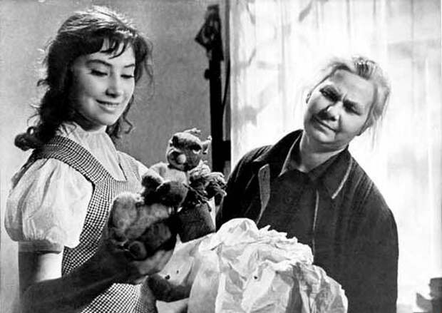 Летят журавли - (1957)