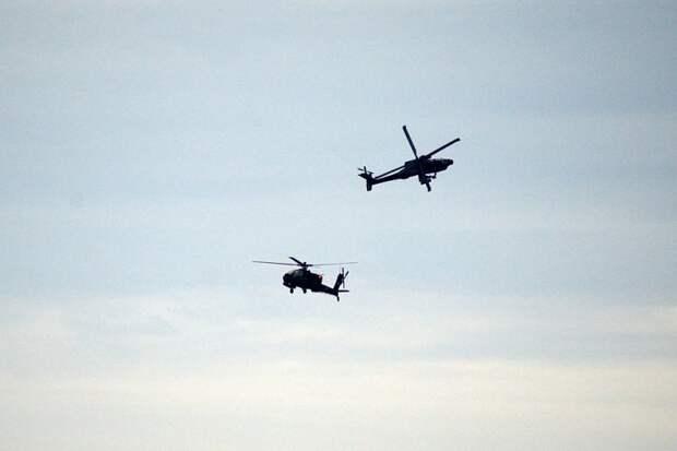 Спасатели Камчатки нашли обгоревшие остатки вертолета Ми-2