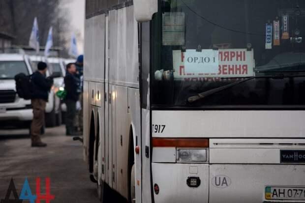 В Донбассе состоялся обмен пленными между ДНР и Украиной