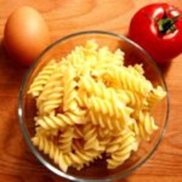 «Студенческие вчерашние макароны» – простой рецепт ужина на сковороде!