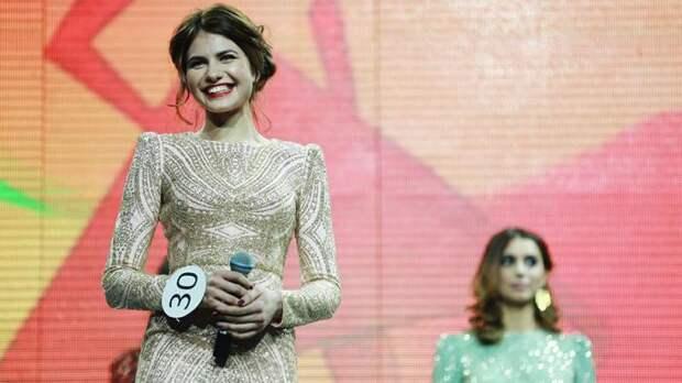 В Москве выбрали самую красивую девушку России (10 фото)