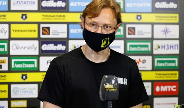 Тренер ФК«Ростов» Карпин заявил, что небросал всудью бутылку
