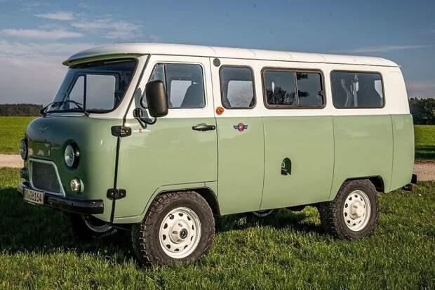 Придется часто идти на компромисс. Кто хочет купить «Буханку», должен обязательно сначала на ней поездить УАЗ-452, авто, автомобили, буханка, германия, тест-драйв, уаз, уаз буханка