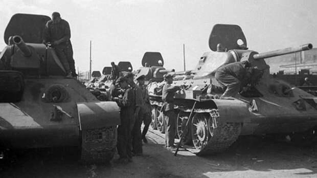 Инновационная броня для Т-34 до сих пор является загадкой