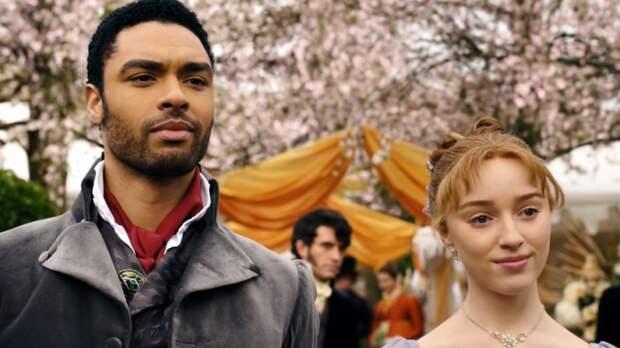 """Netflix объявил о съемках спин-оффа к сериалу """"Бриджертоны"""""""