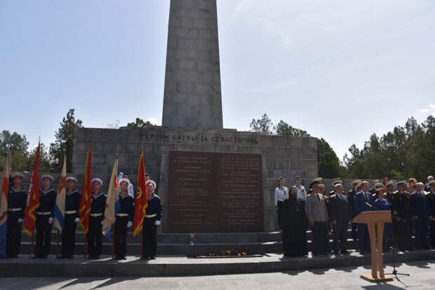 7 мая на Сапун-горе покажут сразу две реконструкции эпизодов боевых действий Великой Отечественной
