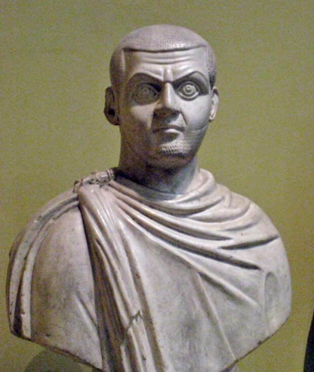 Император Максимин II Даза. <br>