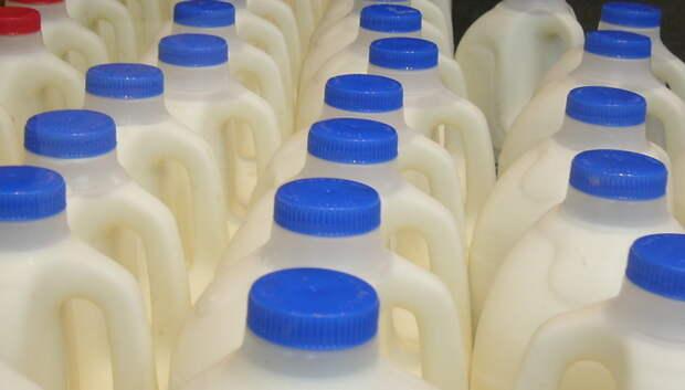 Жителей Подмосковья предупредили о молочном фальсификате из Хабаровского края