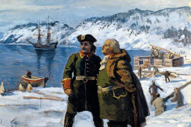 Почему экспедиция Витуса Беринга была секретной операцией России