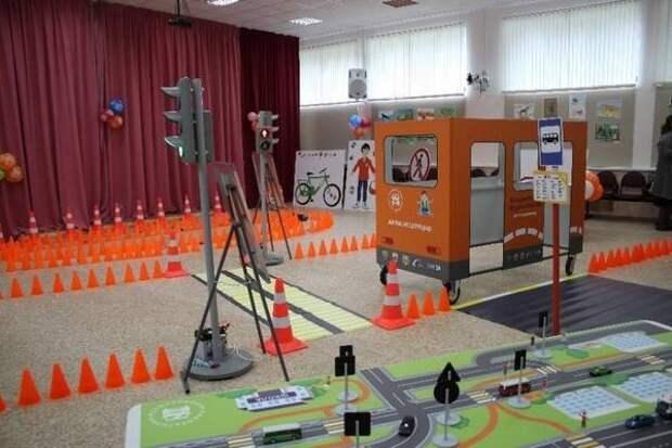 В ЕАО появится Центр по профилактике детского дорожно-транспортного травматизма