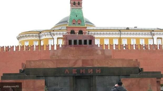 Художник из США решил выкупить тело Ленина