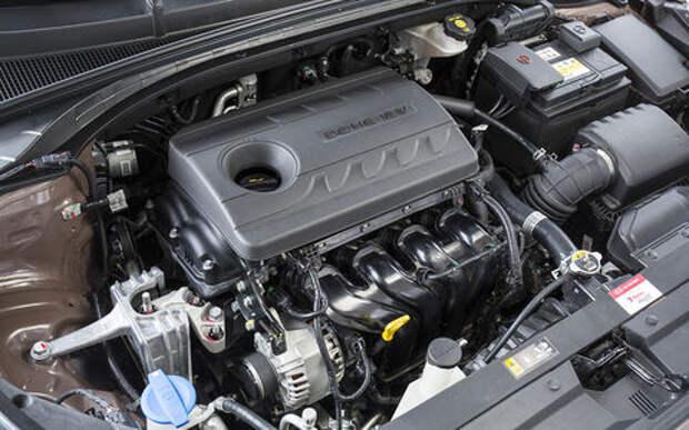 Новый Kia Ceed с атмосферником 1.6: и как же он едет?