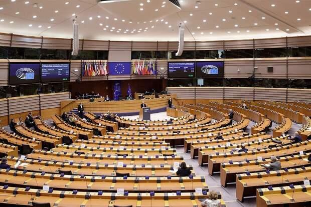 Европарламент назвал пять принципов общения с Россией