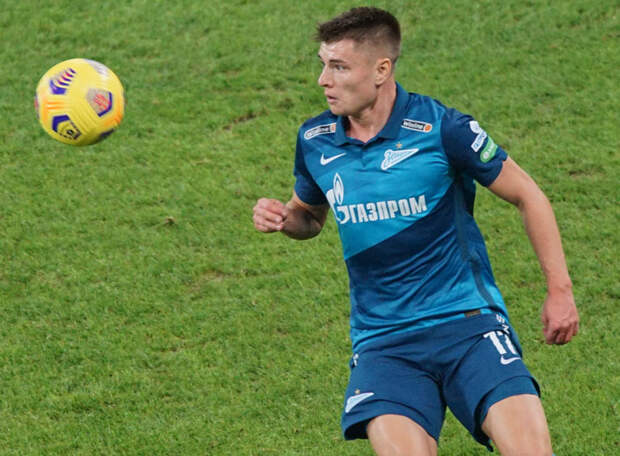Андрей Мостовой способен в будущем стать лидером команды