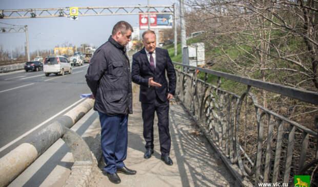 Ремонт Некрасовского путепровода воВладивостоке скоро возобновят