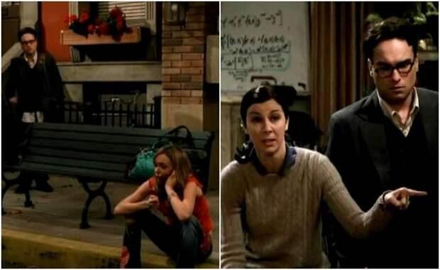 В пилотной версии были персонажи Кэти и Джильды