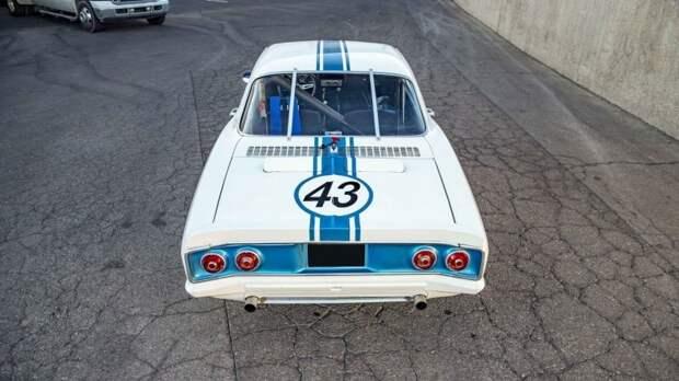 Chevrolet Corvair Yenko Stinger 1966 – Американский ответ Porsche 911