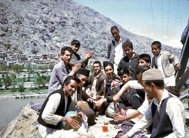 Афганистан 60-х – 70-х годов XX века