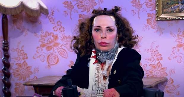 Жанна Агузарова: как она выглядела раньше