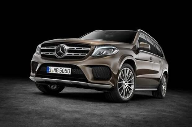 Кроссовер Mercedes-Maybach: в 2019 году!