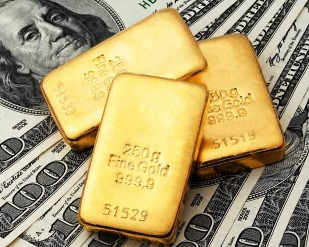 Золотая лихорадка США: желтый металл совершил резкий скачок на фоне выборов