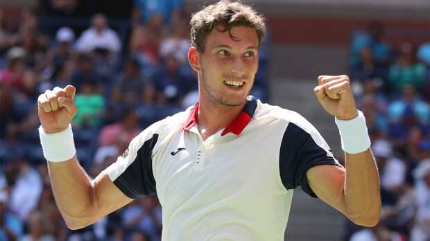 Карреньо-Буста выиграл турнир в Марбелье