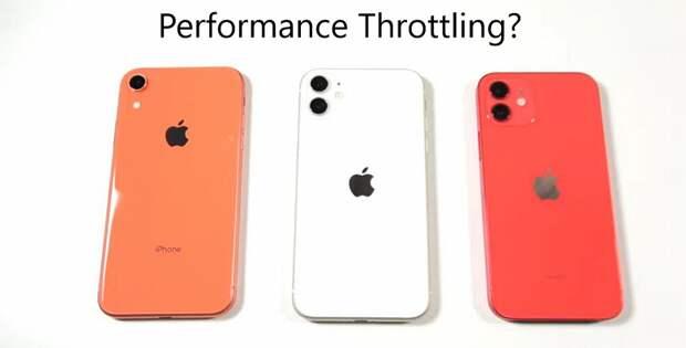 Apple сделала iPhone XR быстрее iPhone 11 и порой даже быстрее iPhone 12. Всё потому, что новые модели стали существенно медленнее