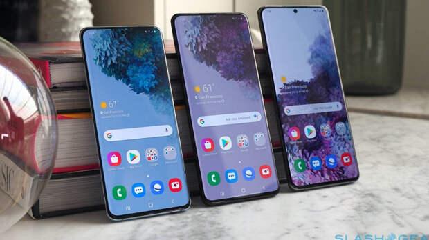 Тройка Samsung Galaxy S20 растоптала конкурентов. Xiaomi Mi 10 Pro стал только пятым в новом рейтинге