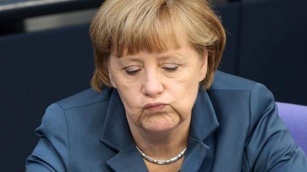 Фрау Меркель, нам не по пути