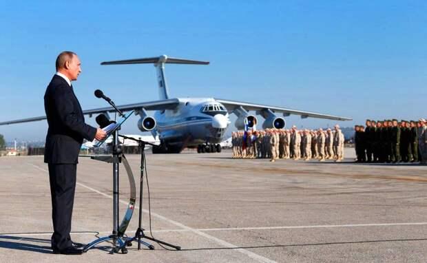 ECFR: Россия показывает дурной пример жестких действий на международной аре