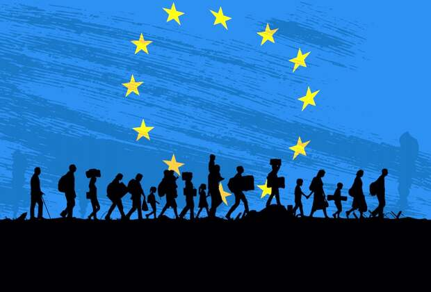 В миграционном кризисе ЕС обвиняют Россию