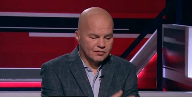 Украинец Ковтун крайне эмоционально отреагировал на слово «тунеядец»